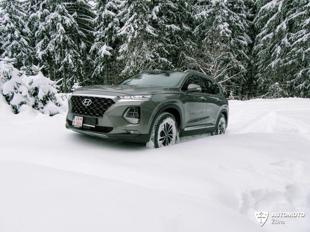 Redakčný test Hyundai Santa Fe, foto 55