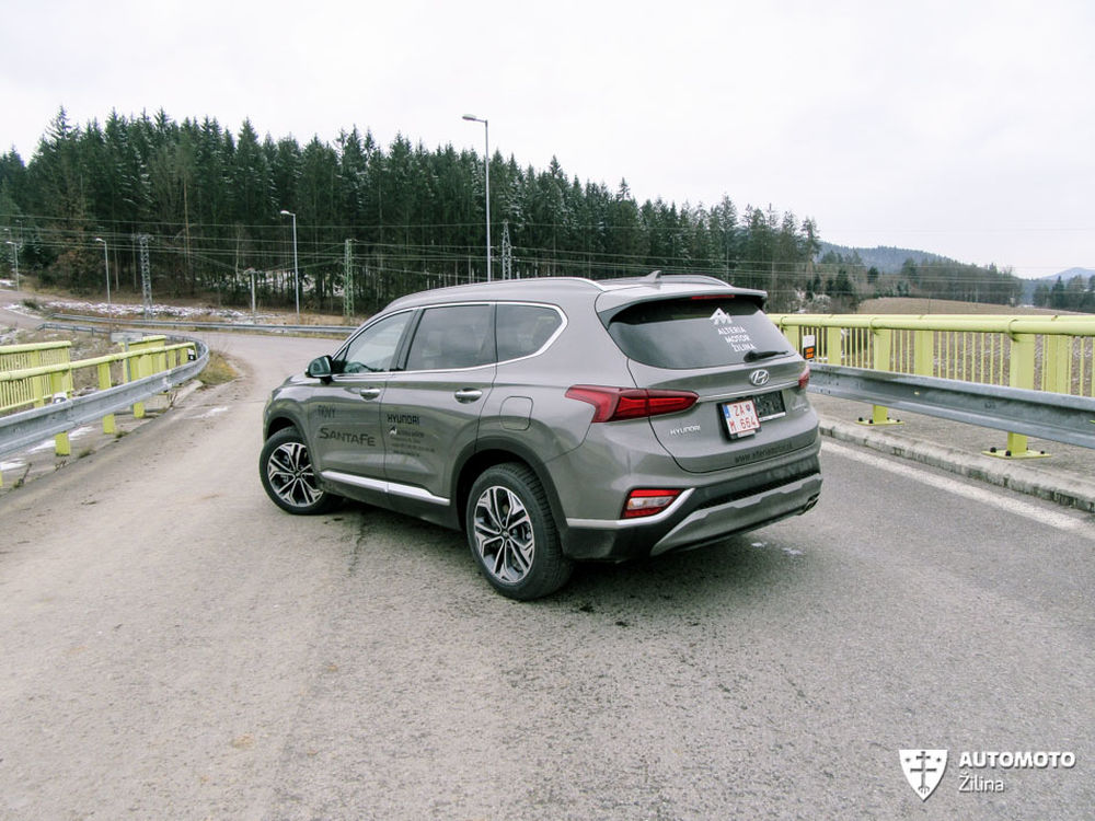 Redakčný test Hyundai Santa Fe, foto 57