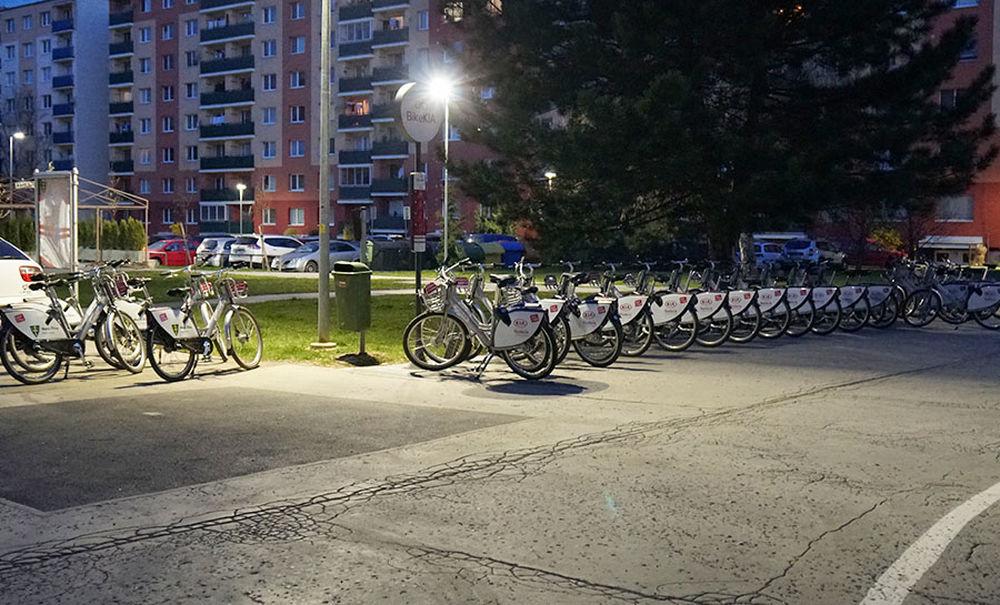 Bikesharing v meste Žilina láme po prvých dňoch od spustenia rekordy, foto 1