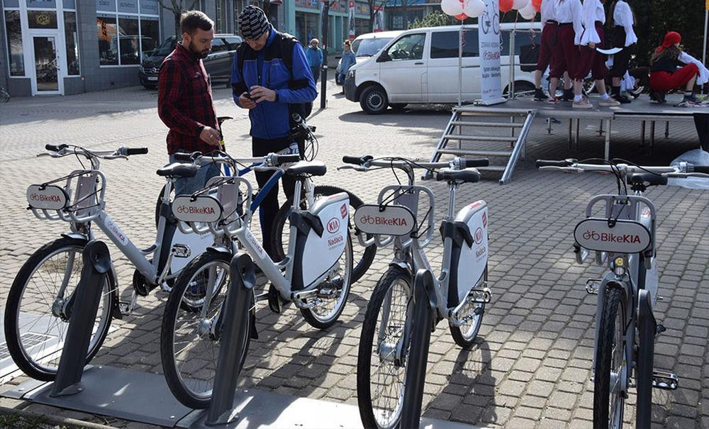 Bikesharing v meste Žilina láme po prvých dňoch od spustenia rekordy, foto 3