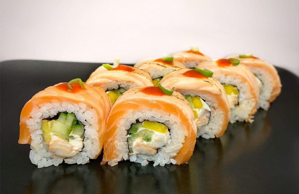 V Žiline spustili rozvoz sushi - SUSHI BONSAI, foto 1
