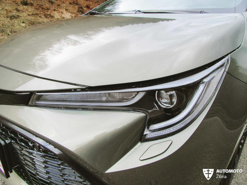 Redakčný test Toyota Corolla, foto 4