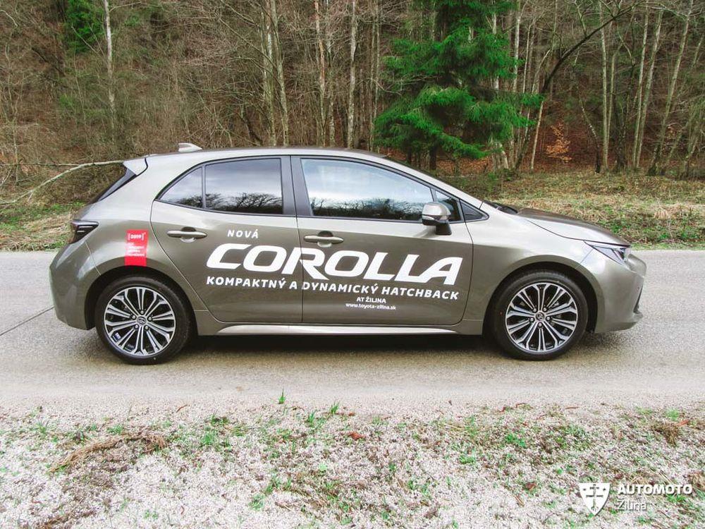Redakčný test Toyota Corolla, foto 2