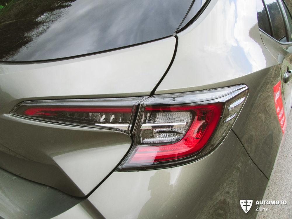 Redakčný test Toyota Corolla, foto 5