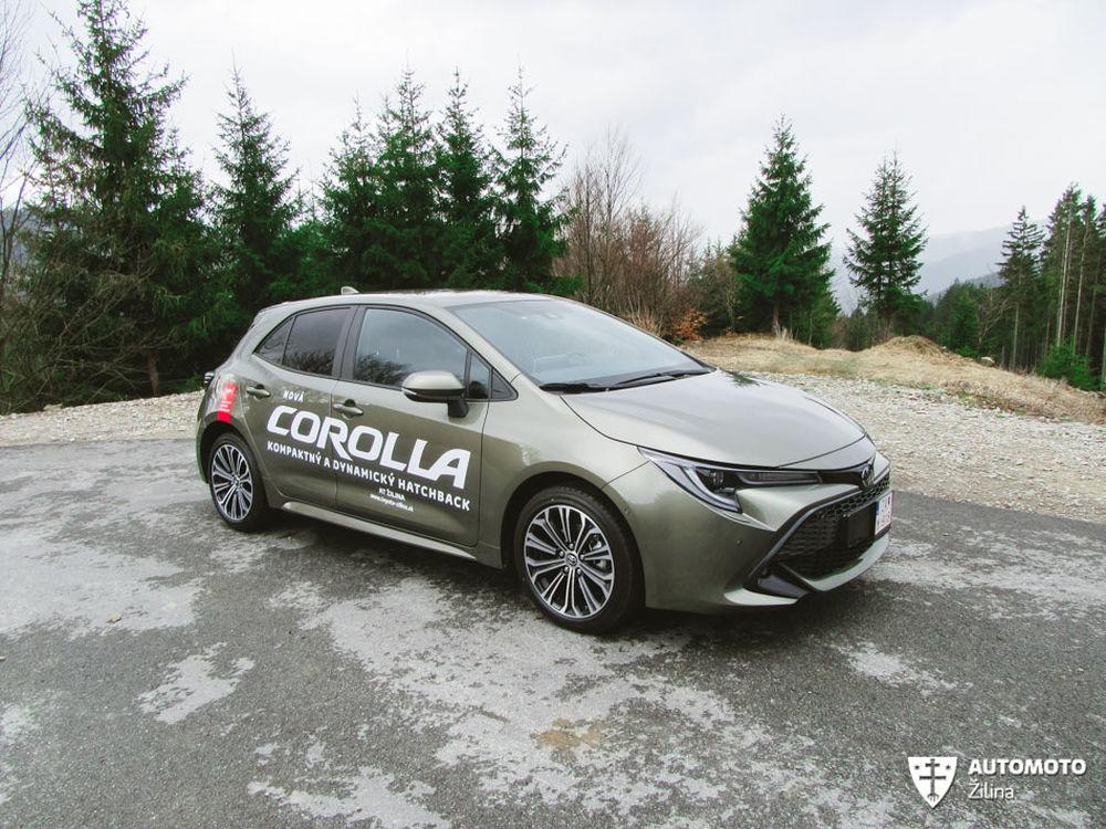 Redakčný test Toyota Corolla, foto 11