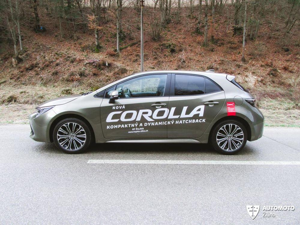 Redakčný test Toyota Corolla, foto 8