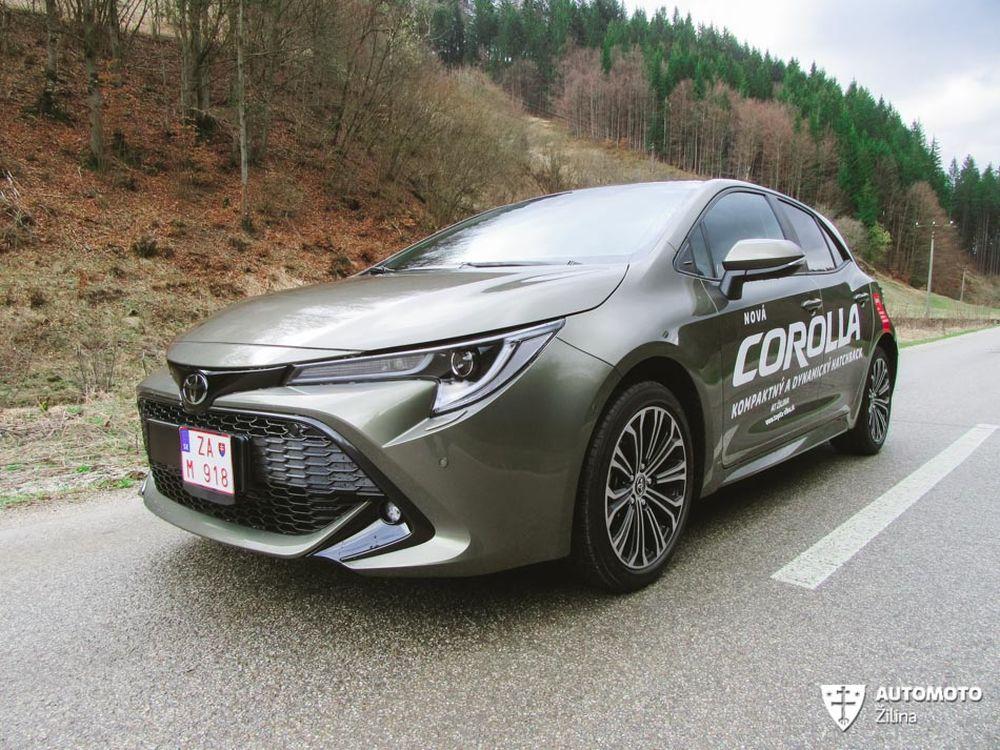 Redakčný test Toyota Corolla, foto 9