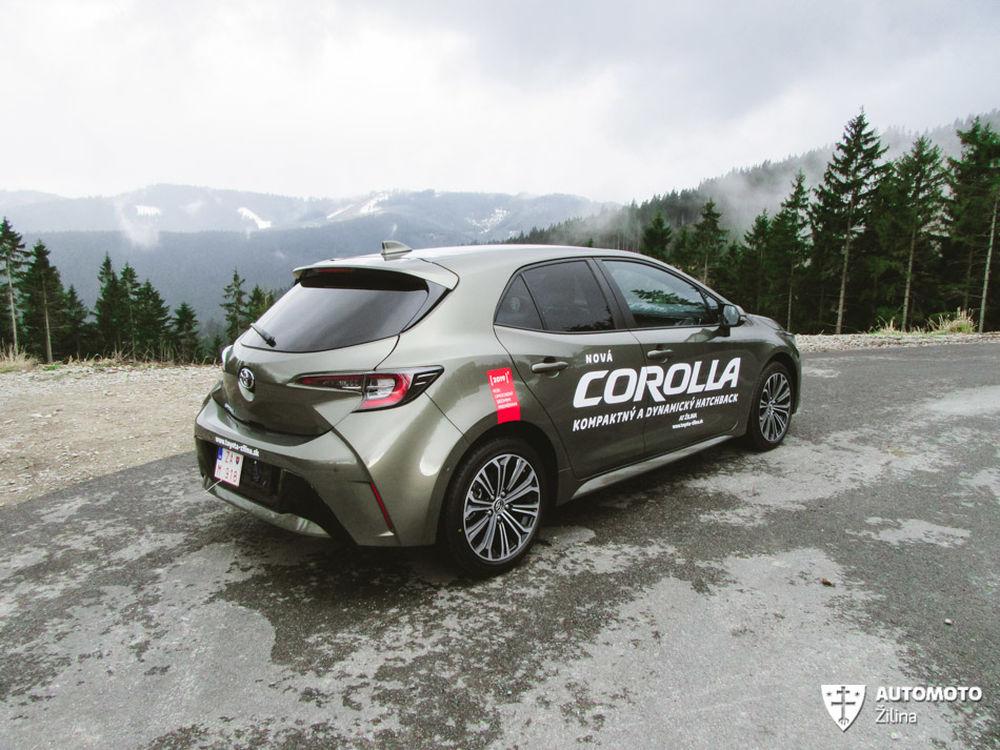 Redakčný test Toyota Corolla, foto 12