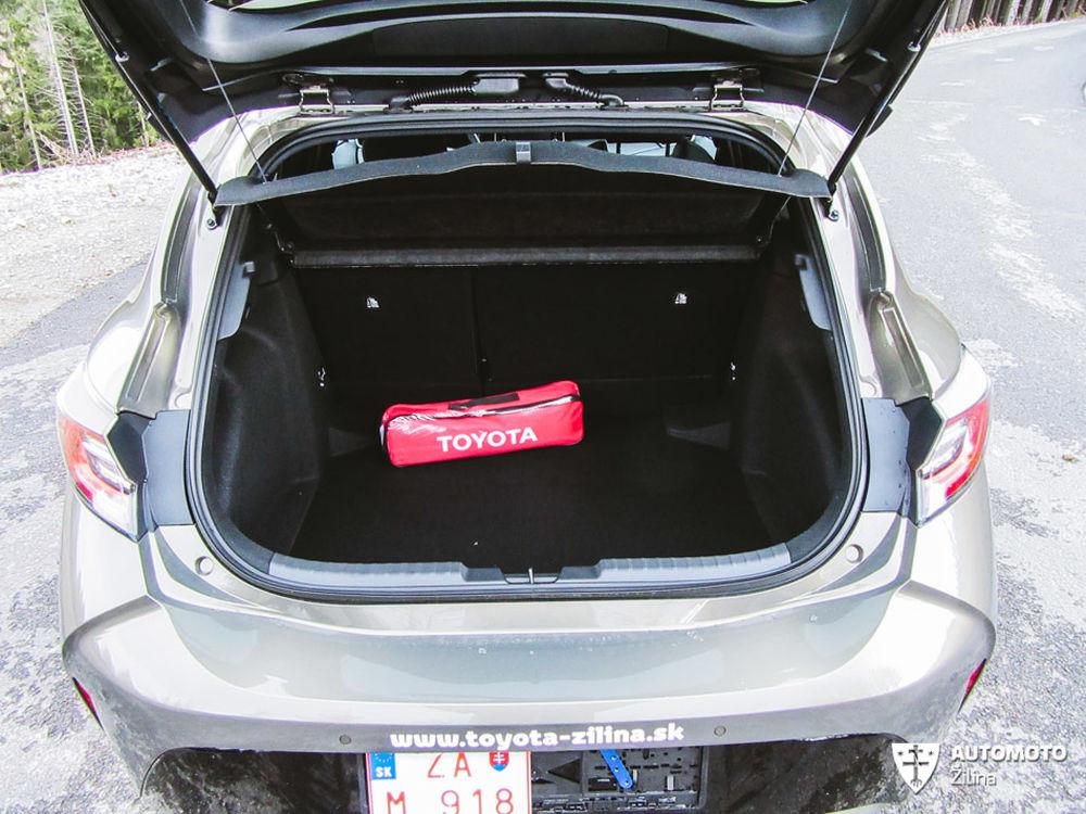 Redakčný test Toyota Corolla, foto 15