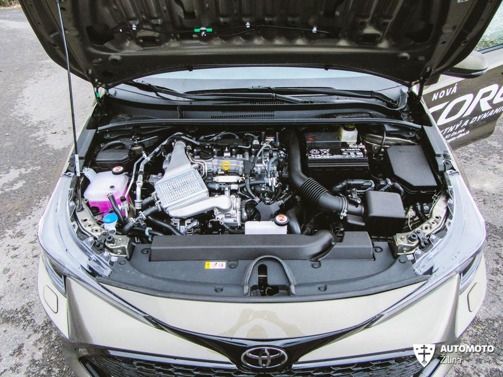 Redakčný test Toyota Corolla, foto 14