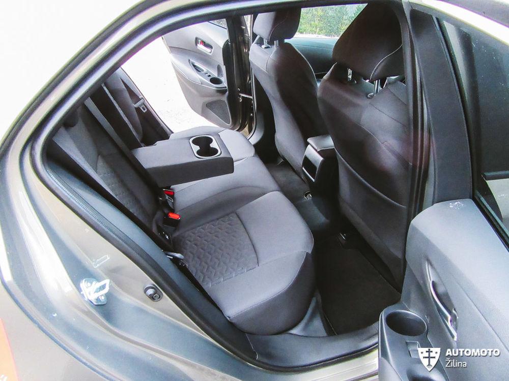 Redakčný test Toyota Corolla, foto 17