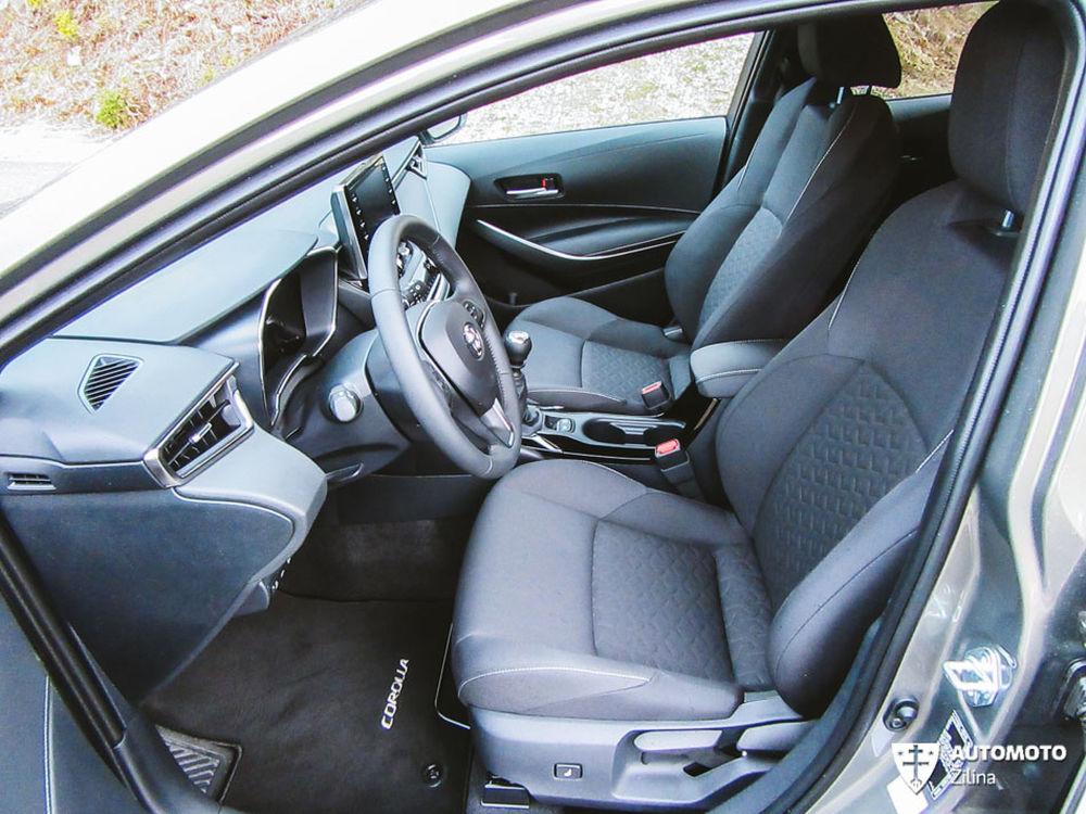 Redakčný test Toyota Corolla, foto 21
