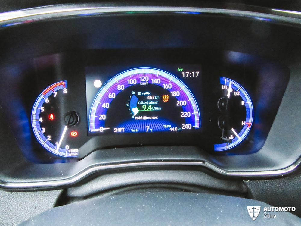Redakčný test Toyota Corolla, foto 26