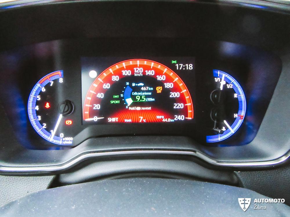Redakčný test Toyota Corolla, foto 27
