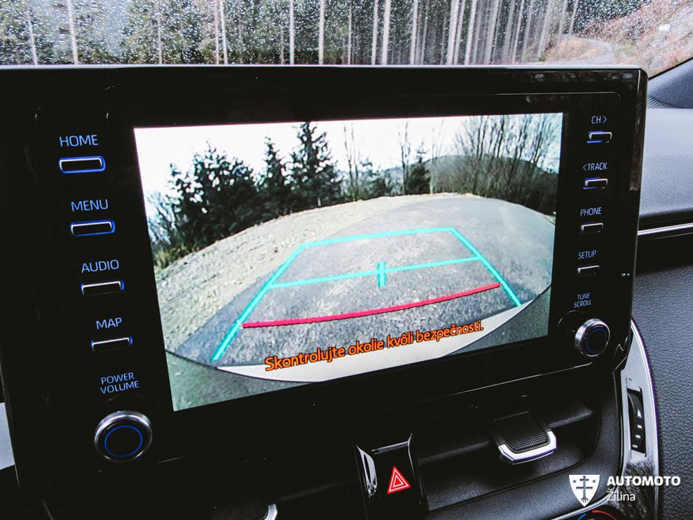 Redakčný test Toyota Corolla, foto 29