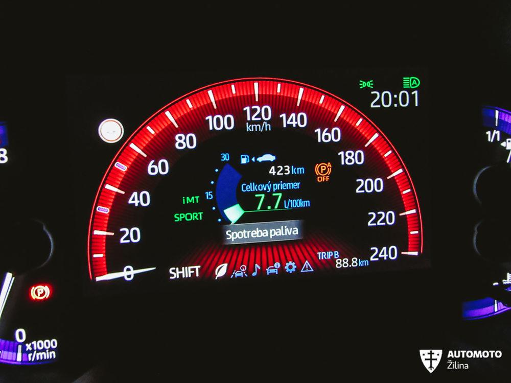 Redakčný test Toyota Corolla, foto 32