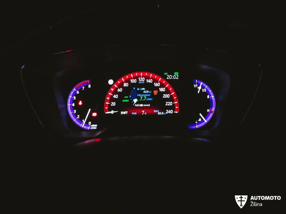Redakčný test Toyota Corolla, foto 33