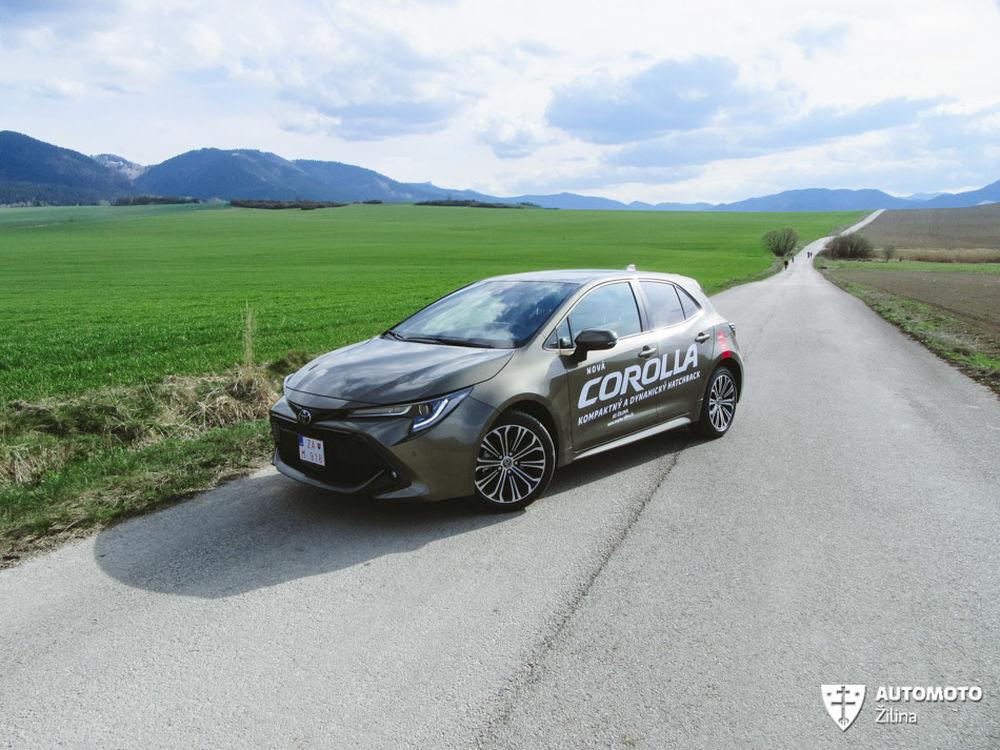 Redakčný test Toyota Corolla, foto 37