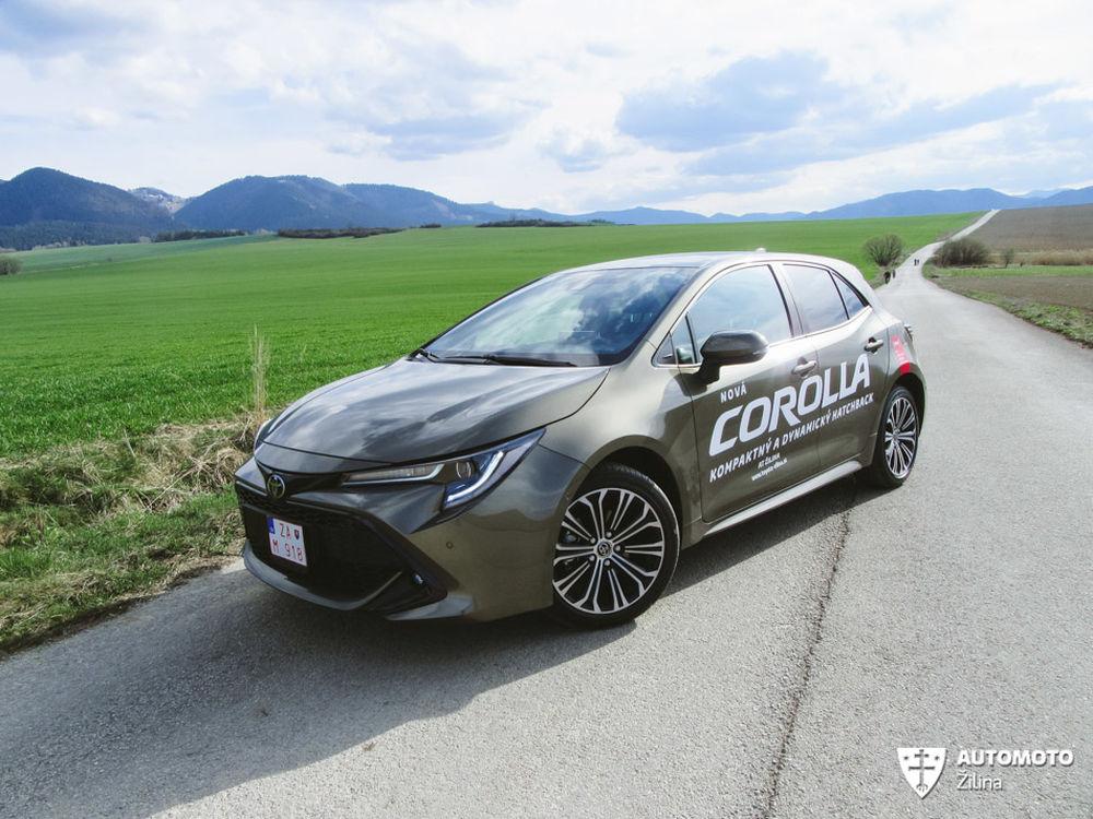 Redakčný test Toyota Corolla, foto 38