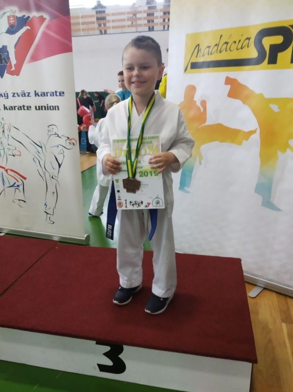 11. ročník Karate Grand Prix Žilina, foto 1