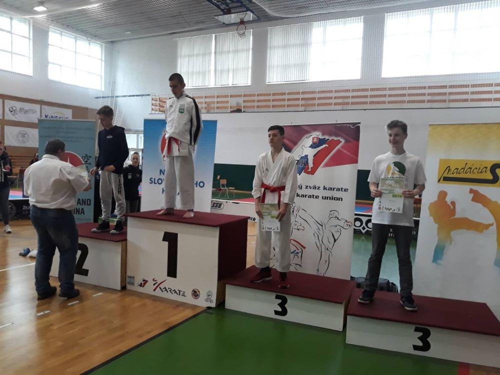 11. ročník Karate Grand Prix Žilina, foto 2