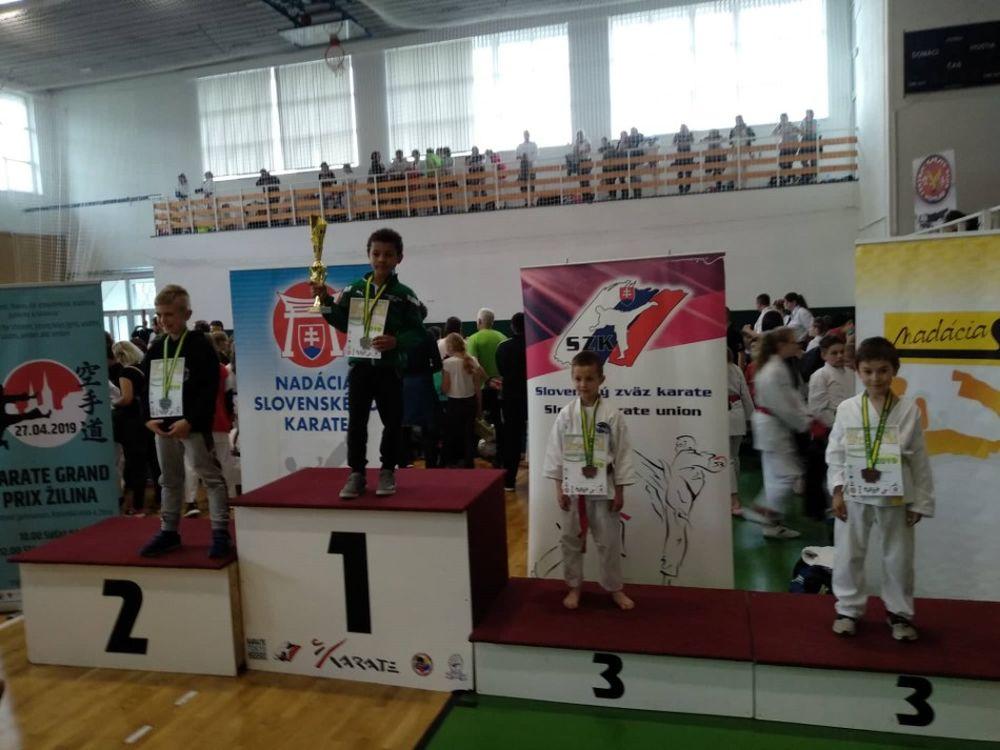 11. ročník Karate Grand Prix Žilina, foto 4