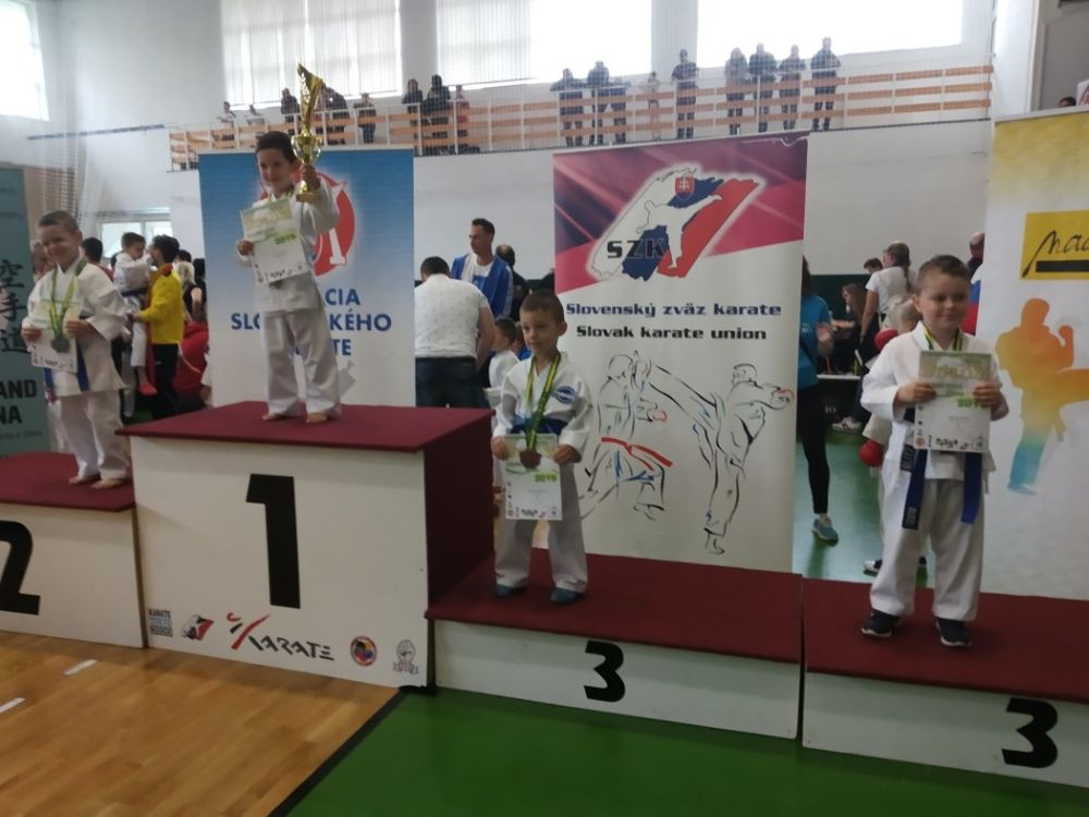 11. ročník Karate Grand Prix Žilina, foto 5