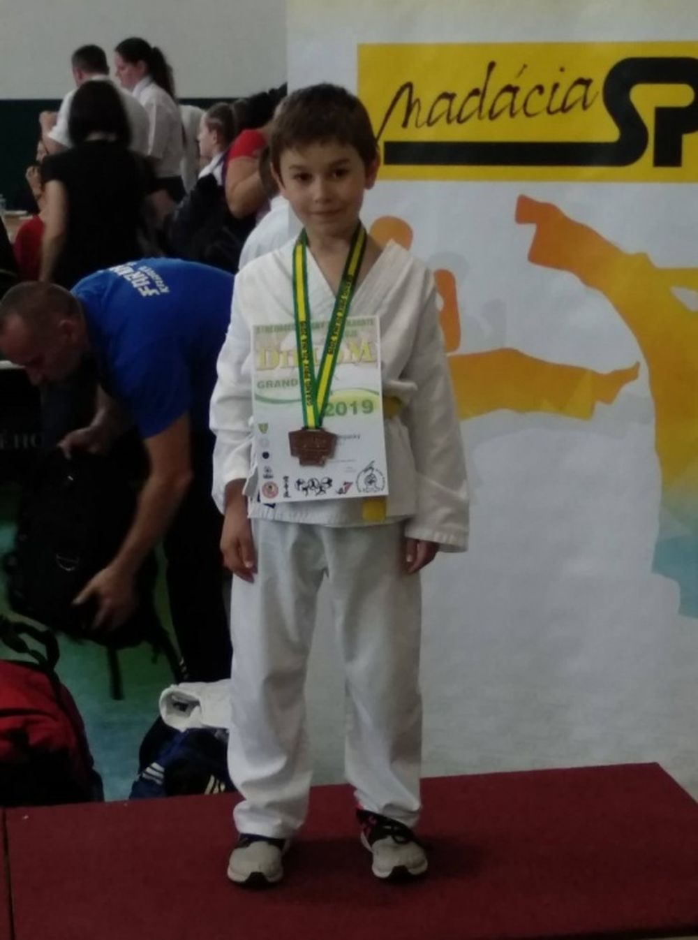11. ročník Karate Grand Prix Žilina, foto 6