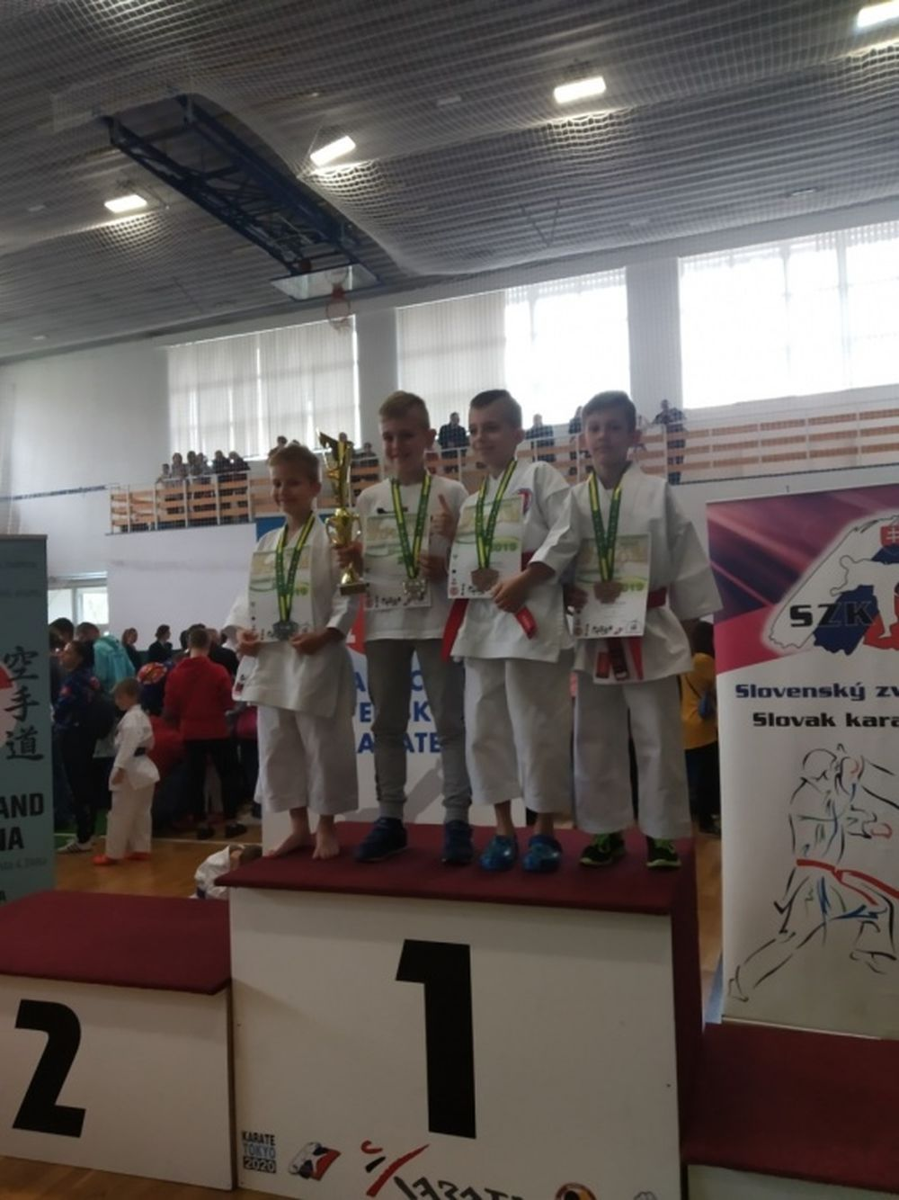 11. ročník Karate Grand Prix Žilina, foto 11