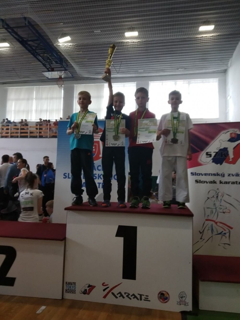 11. ročník Karate Grand Prix Žilina, foto 7