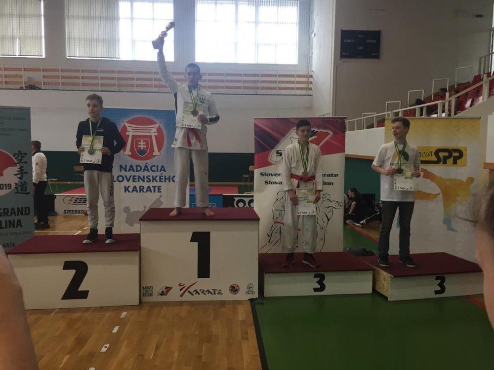 11. ročník Karate Grand Prix Žilina, foto 13