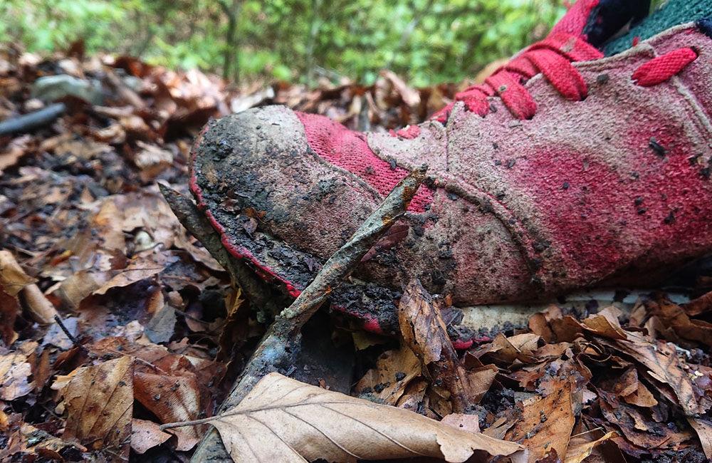 FOTO: V lesoch pri obci Jasenové sú umiestnené nebezpečné oceľové nástrahy