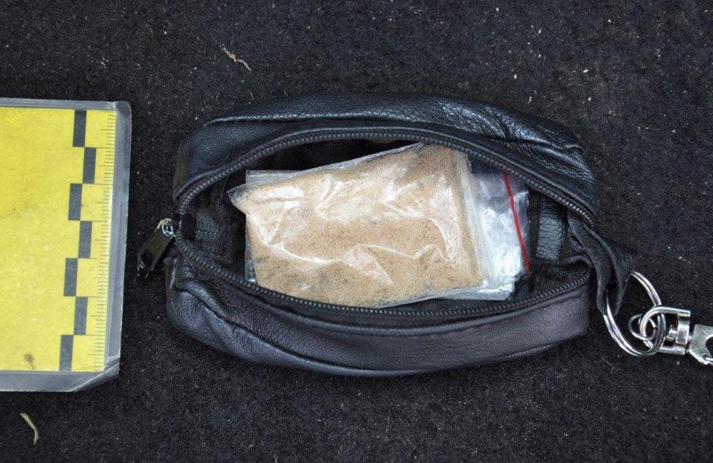 Akcia zameraná na odhaľovanie drogovej trestnej činnosti v Žiline 16.6.2019, foto 2