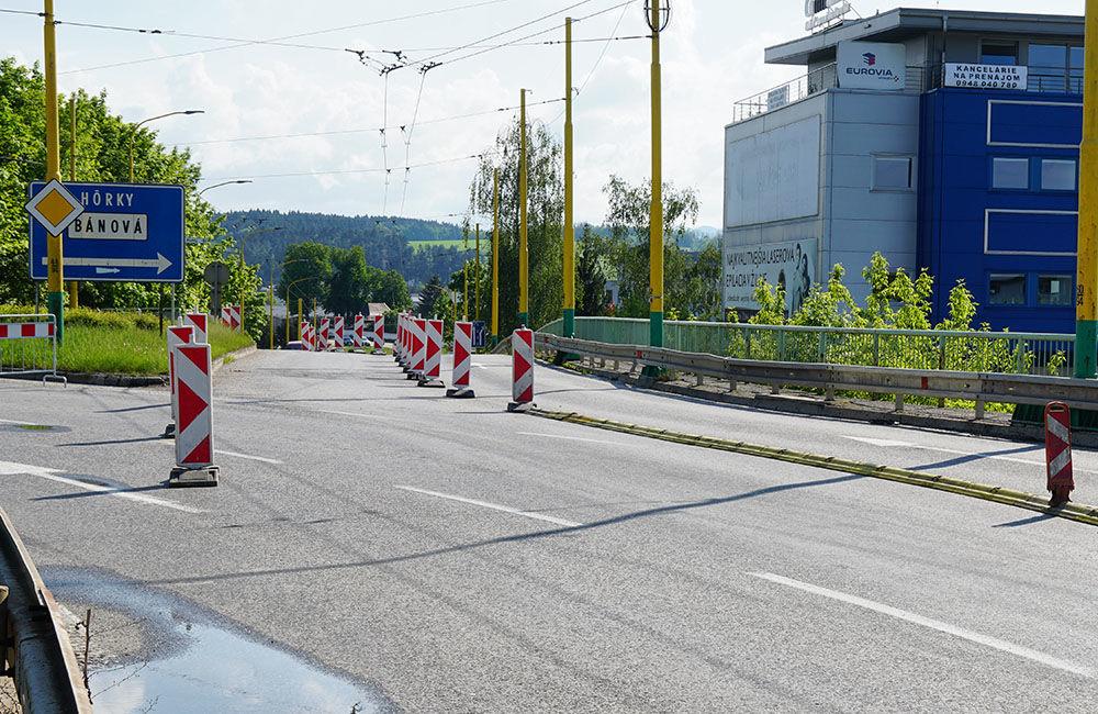 FOTO: Na okružnej križovatke Rondel bola zavedená obojsmerná premávka, foto 11