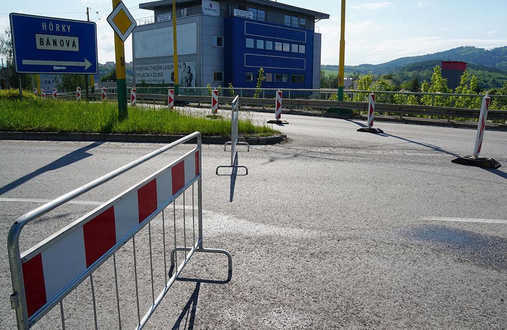 FOTO: Na okružnej križovatke Rondel bola zavedená obojsmerná premávka, foto 12