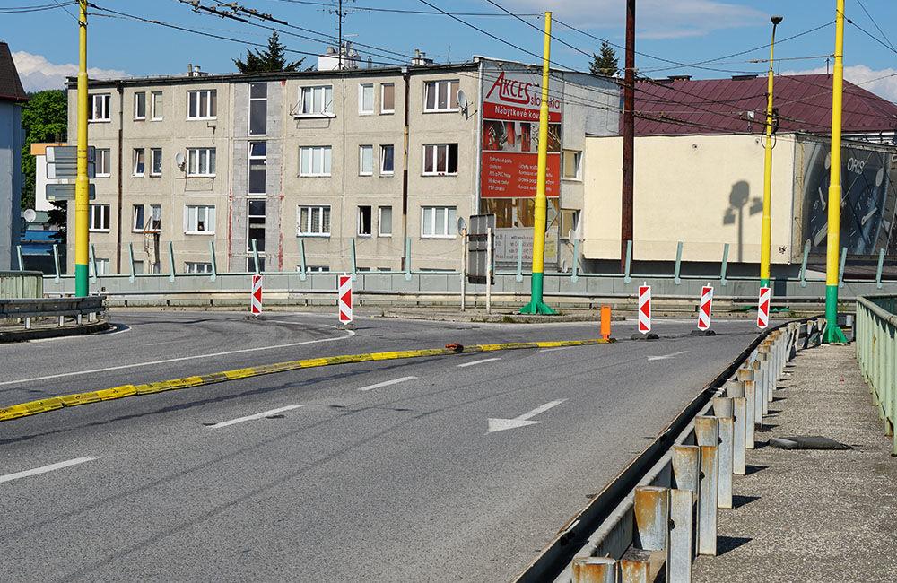 FOTO: Na okružnej križovatke Rondel bola zavedená obojsmerná premávka, foto 10