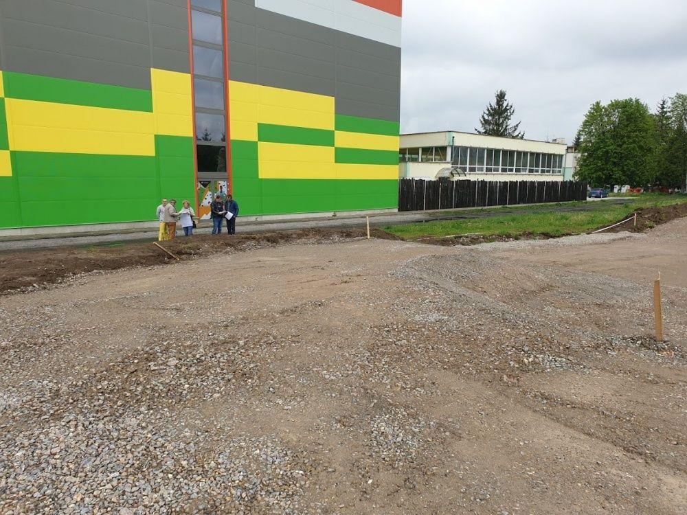 Nový skatepark na Oravskej ceste v Žiline, foto 1