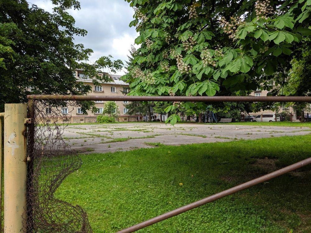 Vnútroblok Hliny I. pred revitalizáciou, foto 7