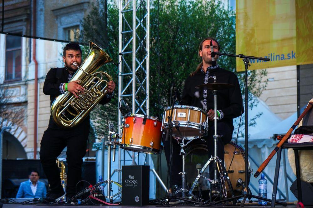 FOTO: Balkansambel na Staromestských slávnostiach 2019, foto 5