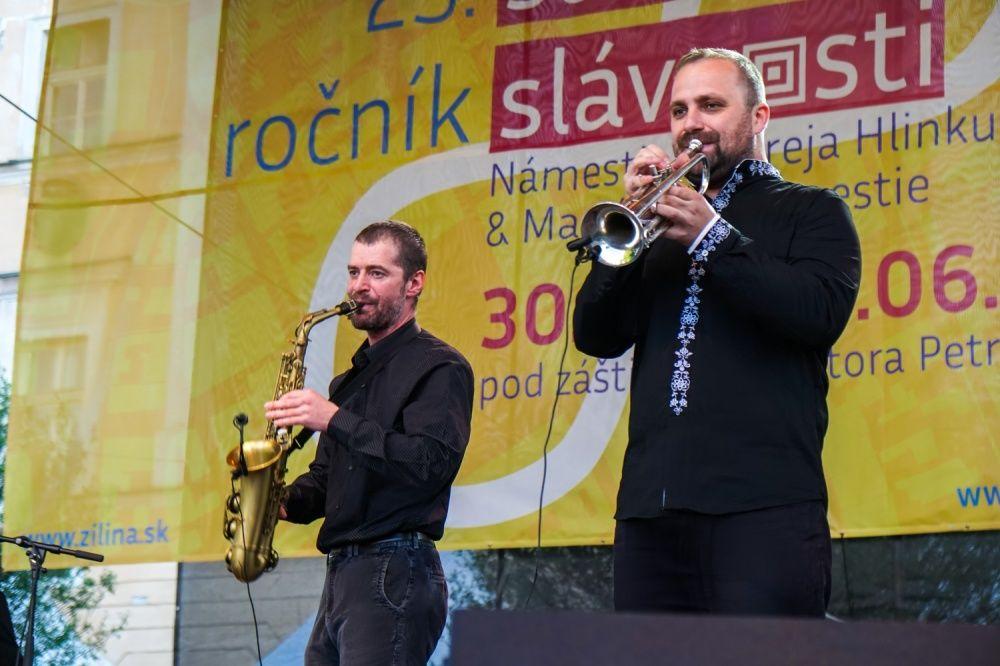 FOTO: Balkansambel na Staromestských slávnostiach 2019, foto 6