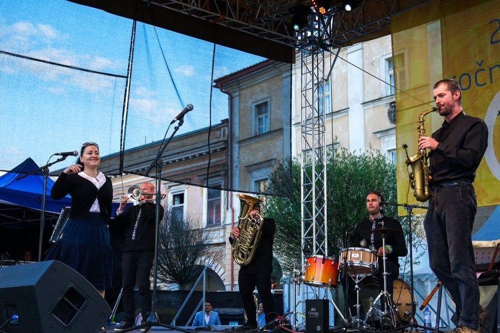 FOTO: Balkansambel na Staromestských slávnostiach 2019, foto 7