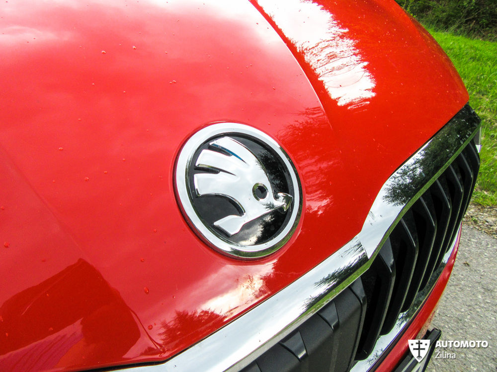 FOTO: Redakčný test nového modelu Škoda Scala, foto 2