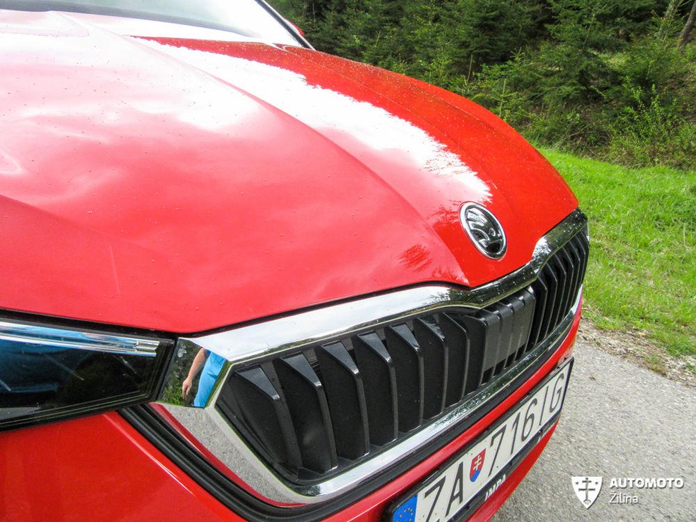 FOTO: Redakčný test nového modelu Škoda Scala, foto 3