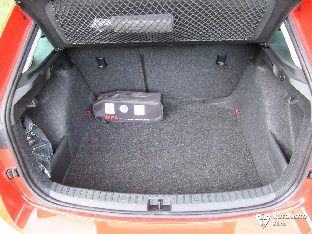 FOTO: Redakčný test nového modelu Škoda Scala, foto 12