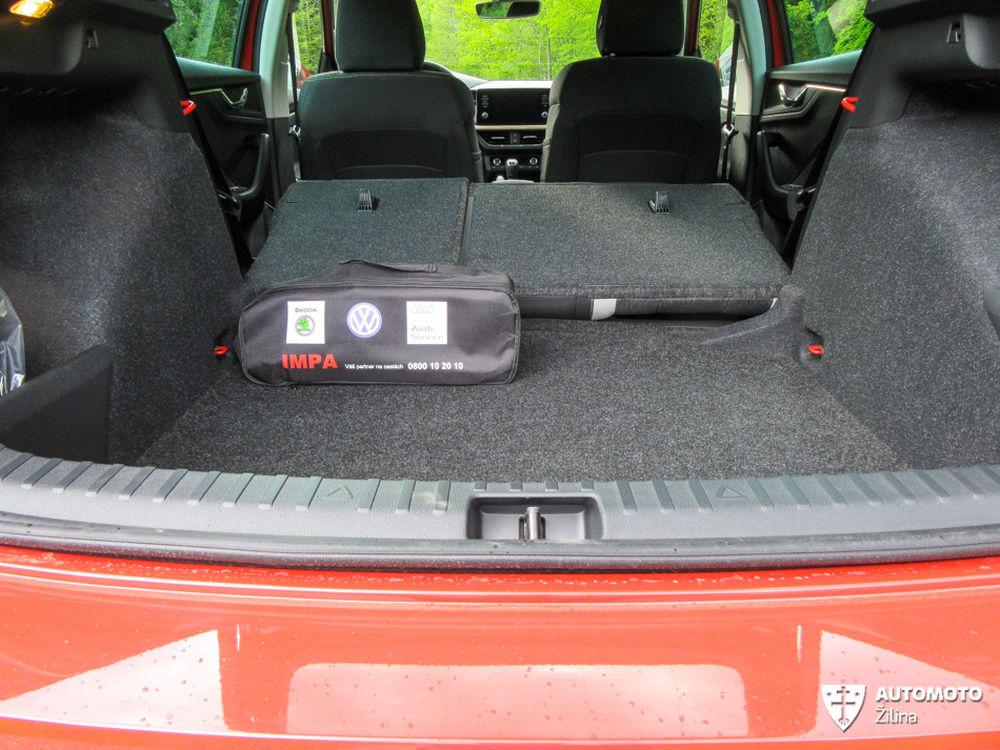 FOTO: Redakčný test nového modelu Škoda Scala, foto 17