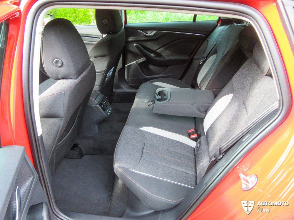 FOTO: Redakčný test nového modelu Škoda Scala, foto 19