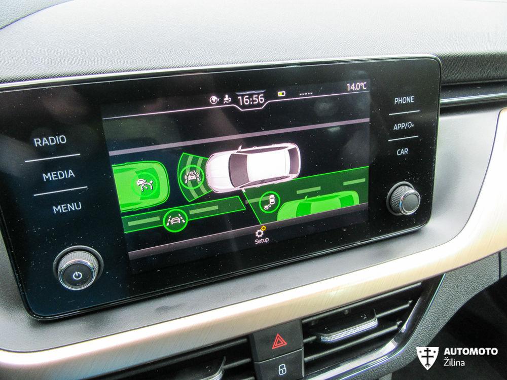 FOTO: Redakčný test nového modelu Škoda Scala, foto 24