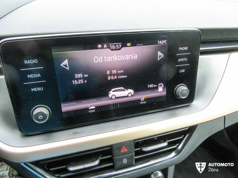 FOTO: Redakčný test nového modelu Škoda Scala, foto 27