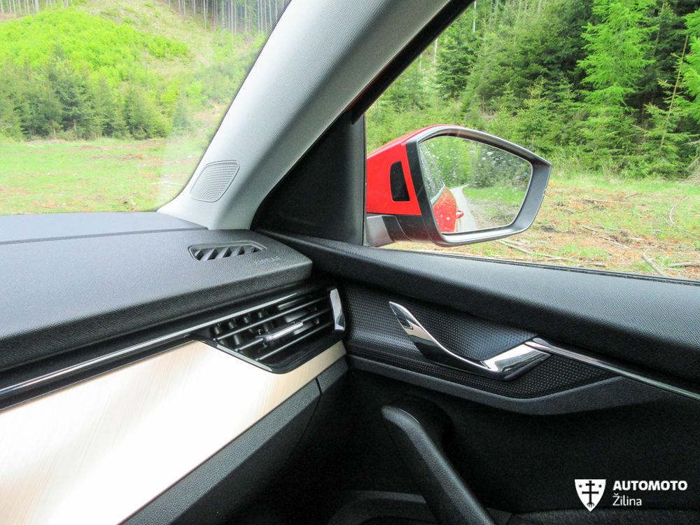 FOTO: Redakčný test nového modelu Škoda Scala, foto 28