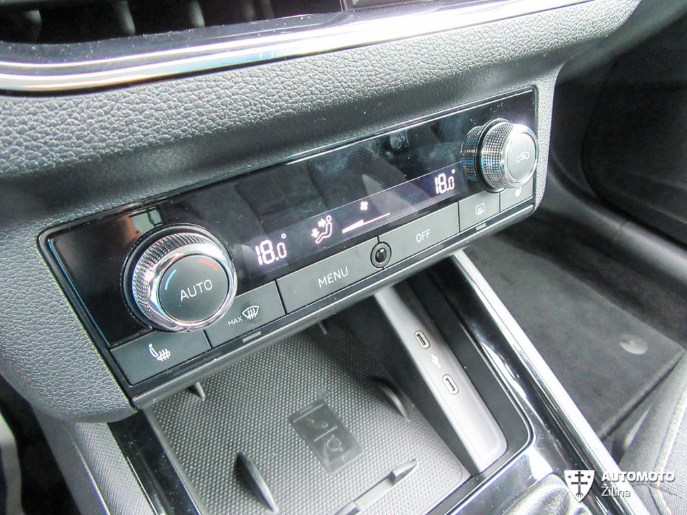 FOTO: Redakčný test nového modelu Škoda Scala, foto 30